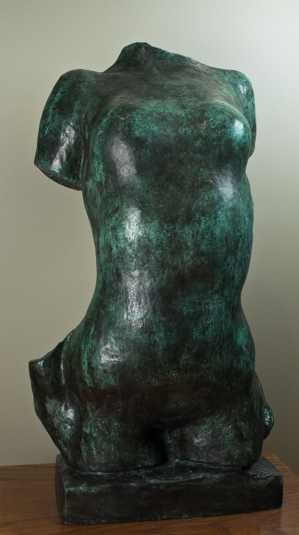 Torso of a Young Woman by Auguste Rodin